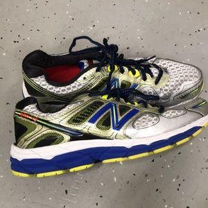 New Balance Shoes - New Balance Men's Ndurance 860V4 Running Shoes 12